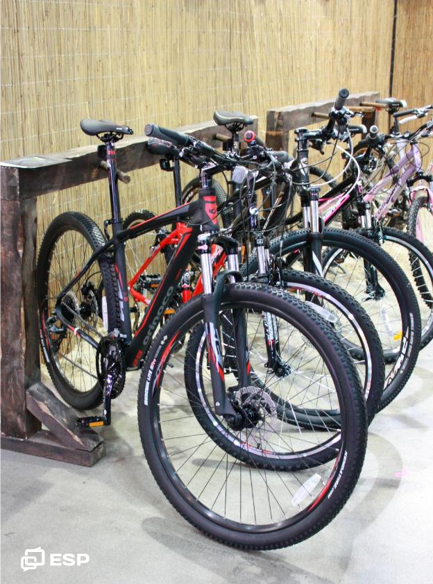 Велосипеды Comanche