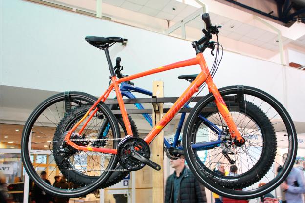 Велосипед гибрид (Hybrid)