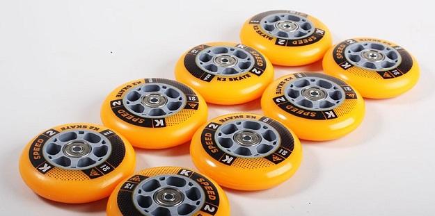 новые колеса для роликов
