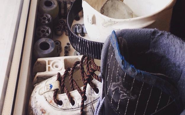 Роликовые ботинки
